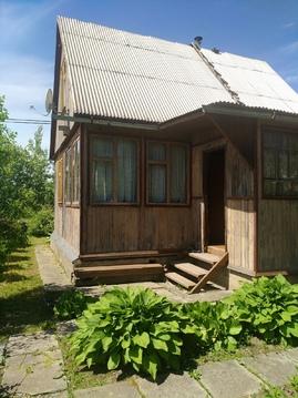 Продается дача 60 кв.м. на участке 6 соток в СНТ радуга3, рп Михнево - Фото 1