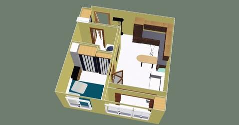 Продам квартиру на м. Алексеевская - Фото 5