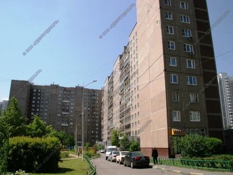 Продажа квартиры, м. Братиславская, Ул. Новомарьинская - Фото 3