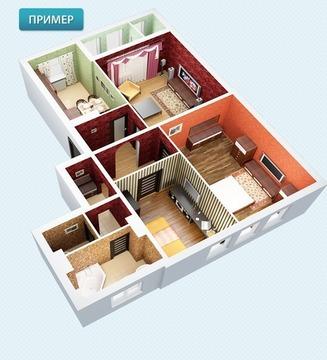 Продажа 3 к/квартиры 73 м2 по доступной цене. - Фото 5