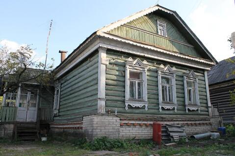 Продается дом в центре Софьино 50 кв.м, участок 13,4 сот. , . - Фото 1