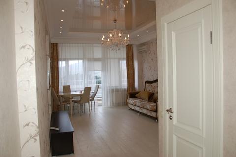 Продажа 3-комнатной квартиры с ремонтом в Гурзуфе в новом ЖК - Фото 2