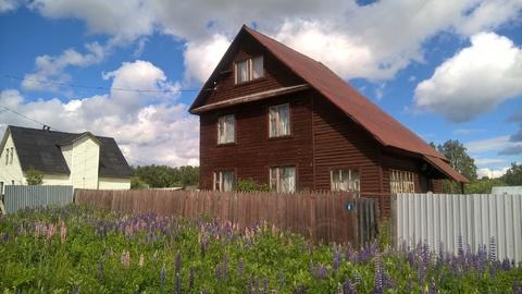 Дачный дом 100 кв.м. у платформы Привалово - Фото 1