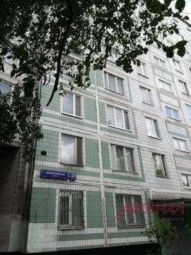 Продажа 1 ком.квартира метро Домодедовская - Фото 2