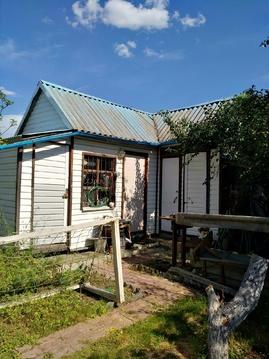 Продается дом 80 кв.м. на участке 6 с в СНТ Лесная даль, д.Юсупово - Фото 5