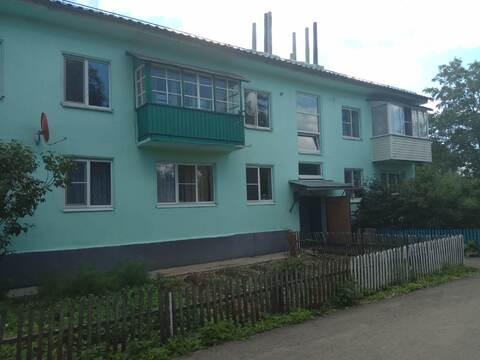 Рос7 1831222 д. Пахомово. Квартира 2-х комн. 46,3 кв.м. - Фото 1