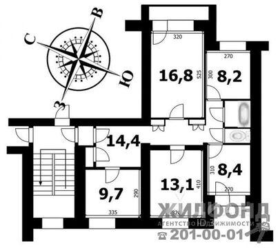 Продажа квартиры, Мочище, Новосибирский район, Ул. Геологическая - Фото 2