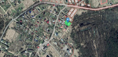 Участок 20 сот.поселок Коробицыно (горнолыжный курорт) - Фото 3