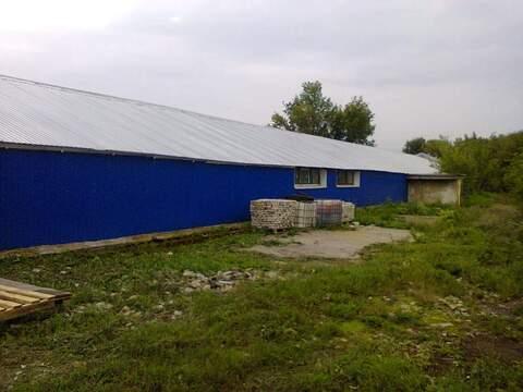 Производство/склад + офис 900 кв.м, Новомосковск - Фото 5