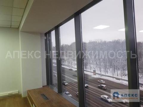 Аренда офиса 2484 м2 м. Курская в бизнес-центре класса А в Басманный - Фото 1