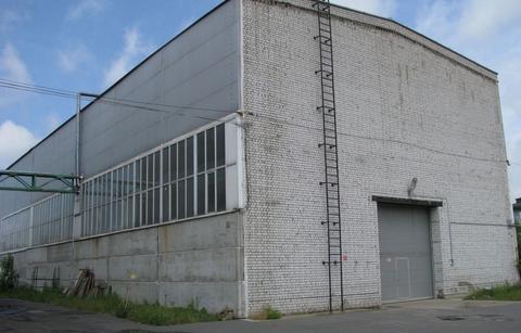 Производственно-складское помещение 960 кв.м. - Фото 2