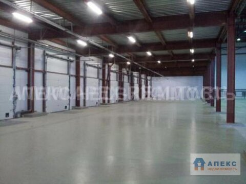 Аренда помещения пл. 5000 м2 под склад, производство, , офис и склад . - Фото 3