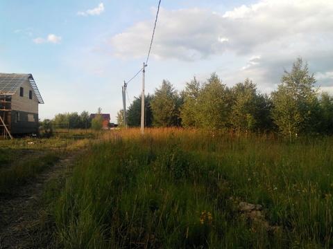 Участок Алексеевка д, Чеховский район 57 км от МКАД. - Фото 2
