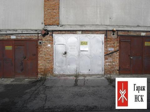 Продам гараж. Тех. этаж. ГСК Сибирь №1548. Академгородка, мкр. Щ. - Фото 1