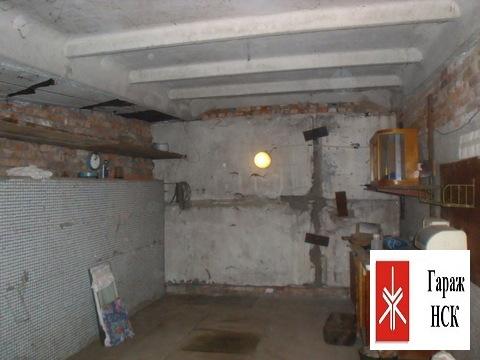 Продам капитальный гараж, ГСК Обь №216. Шлюз, за жби - Фото 2