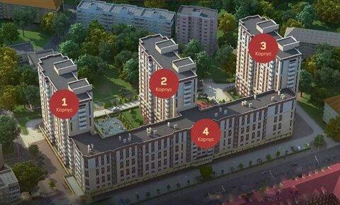 Купить квартиру в новострое в Калининграде - Фото 1