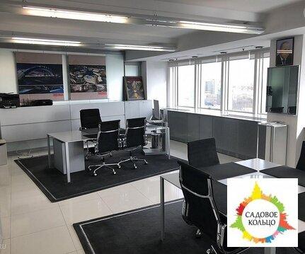 Предлагается представительский офис 454,7 кв.м на 20 этаже в делов - Фото 3