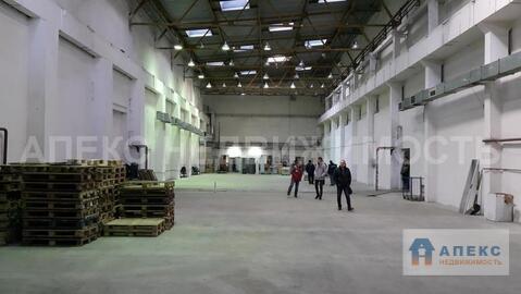 Аренда помещения пл. 887 м2 под производство, склад, , офис и склад м. . - Фото 3