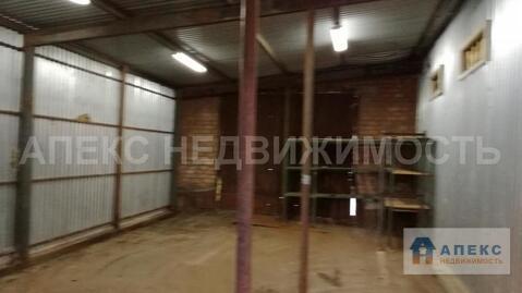 Аренда склада пл. 60 м2 м. Авиамоторная в складском комплексе в . - Фото 4