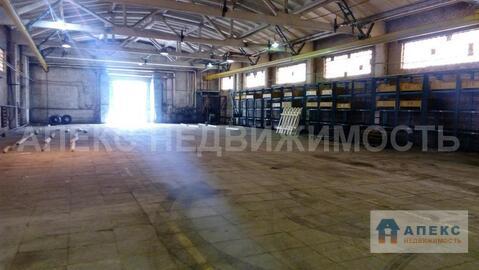 Аренда помещения пл. 740 м2 под производство, Электросталь . - Фото 3