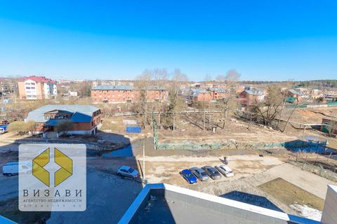 3к квартира 85 кв.м. Звенигород, мкр Восточный-3, дом 1 с ремонтом - Фото 3