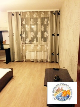 Отличная, меблированная, однокомнатная квартира. г. Екатеринбург. - Фото 3