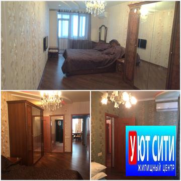 Большая квартира с мебелью и техникой под любую ипотеку. - Фото 4