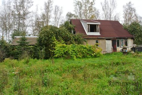 Купить дом в селе Медведь Шимского района - Фото 1