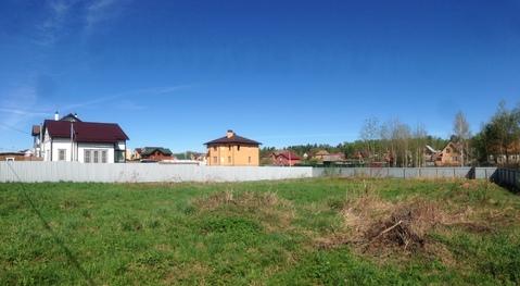 Продам участок 12,4 соток Щелковский район, д. Новая Слобода - Фото 4