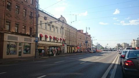 Продажа кафе 320 кв.м. в ЦАО, 1-я Тверская Ямская 27 - Фото 1