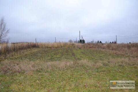 Земельный участок 14 соток в Шаховском районе д.Ольховец - Фото 3