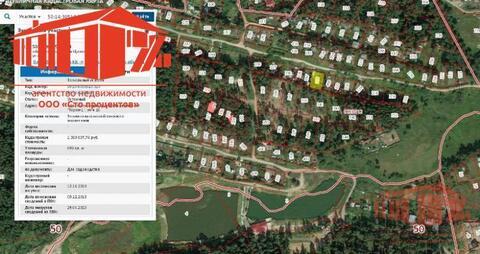Зем. участок д. Улиткино, СНТ Горки-1, 7 соток - Фото 4