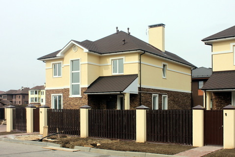 Новый коттедж под ключ в готовом поселке бизнес класса Мартемьяново 4 - Фото 3