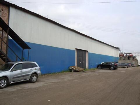 Аренда склада, Иркутск, Ул. Полярная - Фото 1