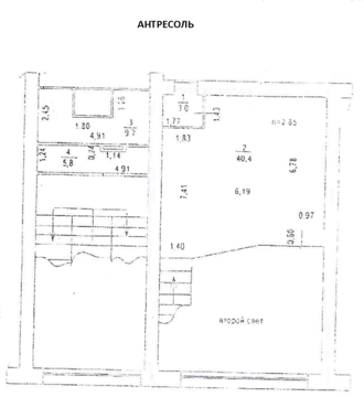 Продается здание 1894 кв.м. - Фото 3