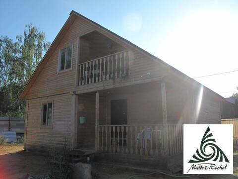 Продам дом 89м2 уч 10 сот в Раменском СНТ Ольховка рядом с оз.Гидра - Фото 2