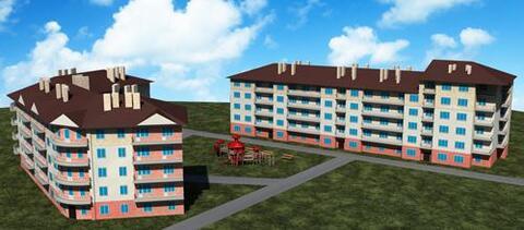 Продаются нежилые помещения 1 этажа в новом доме по ул. Маланова . - Фото 1