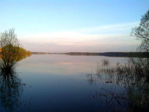 Участок 15 соток в деревне на берегу Можайского водохранилища (ПМЖ). - Фото 1
