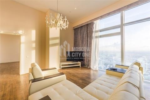 105 м2 Односпаленный апартамент в Городе Столиц Башня Санкт-Петербург . - Фото 1