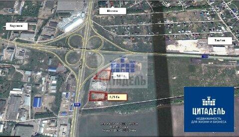 Земельный участок для проектирования торгово-коммерческого центра - Фото 1