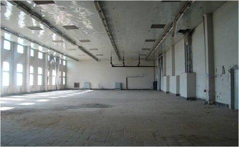 Сдаётся в аренду складское помещение 725,8 кв.м. - Фото 1