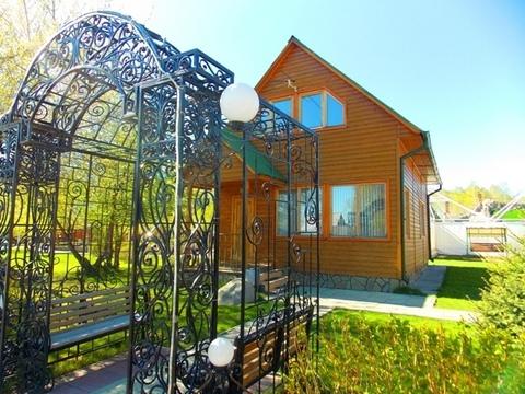 Аренда коттеджа в Новосибирске посуточно - Фото 1