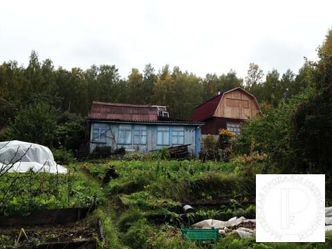 Предлагаем к продаже земельный участок 8,25 соток с домиком из бруса - Фото 4