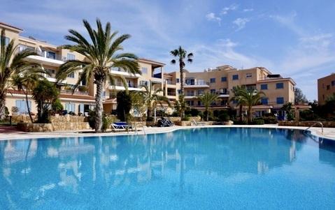 Прекрасный трехкомнатный Апартамент с видом и в 300м от моря в Пафосе - Фото 2