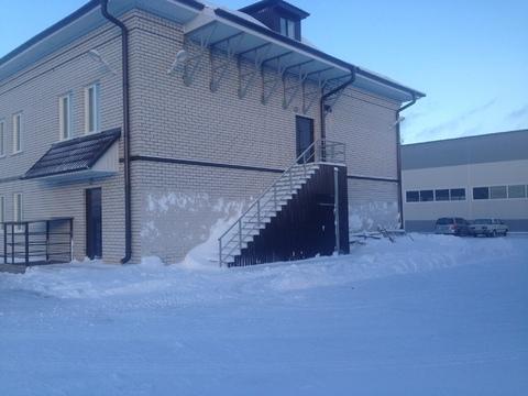 Офисное здание с производством и складом - Фото 4