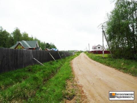 Участок в шаговой доступности от водоемов Сычево - Фото 1