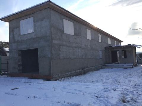 Строение 500 кв.м. на участке 12 соток в п. Лужники, Ступинский р-н - Фото 1