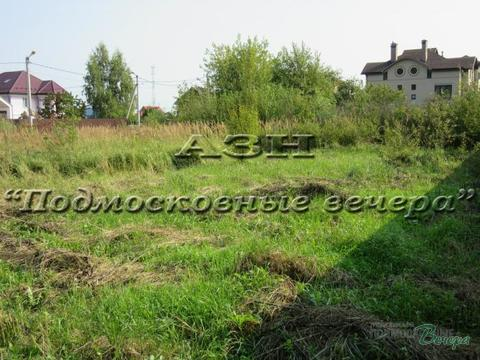 Киевское ш. 20 км от МКАД, Птичное, Участок 8 сот. - Фото 1