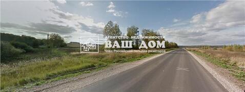 Земля в 8 км от г. Алексина в живописном месте - Фото 2