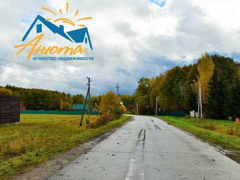 Продается участок 10 соток в деревне Нара, в 1 км. от границы Новой МО - Фото 1